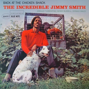 Jimmy Smith - Back At The Chicken Shack (front)