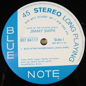 Jimmy Smith - Back At The Chicken Shack (label_A)