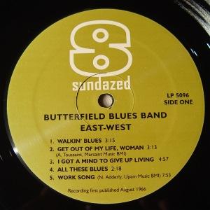 Paul Butterfield - East West (label_A)