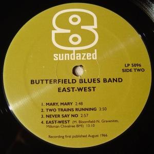 Paul Butterfield - East West (label_B)