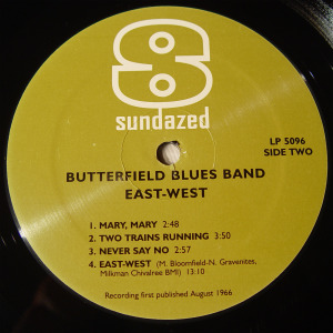 Paul Butterfield - East West (label_B)
